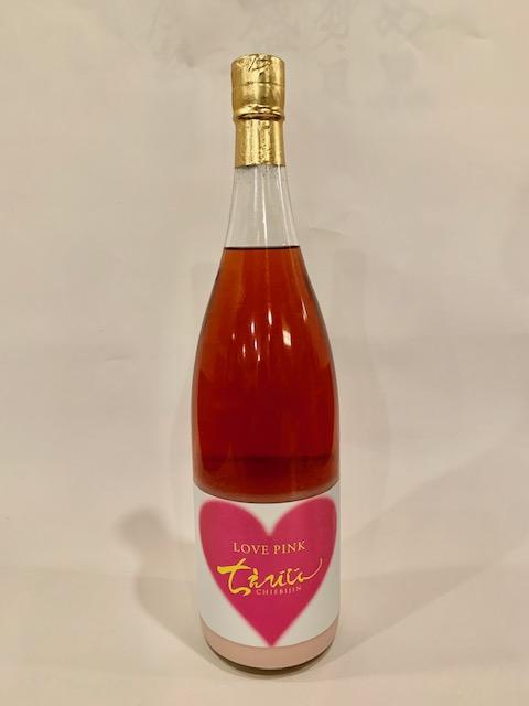 ちえびじん 桃色にごり 純米酒 (2合)の写真