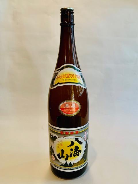 八海山 特別本醸造(2合)の写真