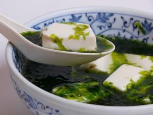 岩のり豆腐