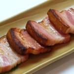 豚ベーコン炙り