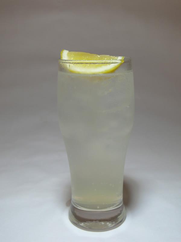レモンサワーの写真