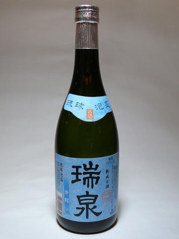泡盛 瑞泉(720ml)の写真